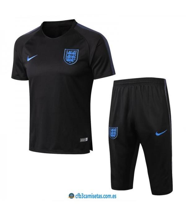CFB3-Camisetas Kit Entrenamiento Inglaterra 2018