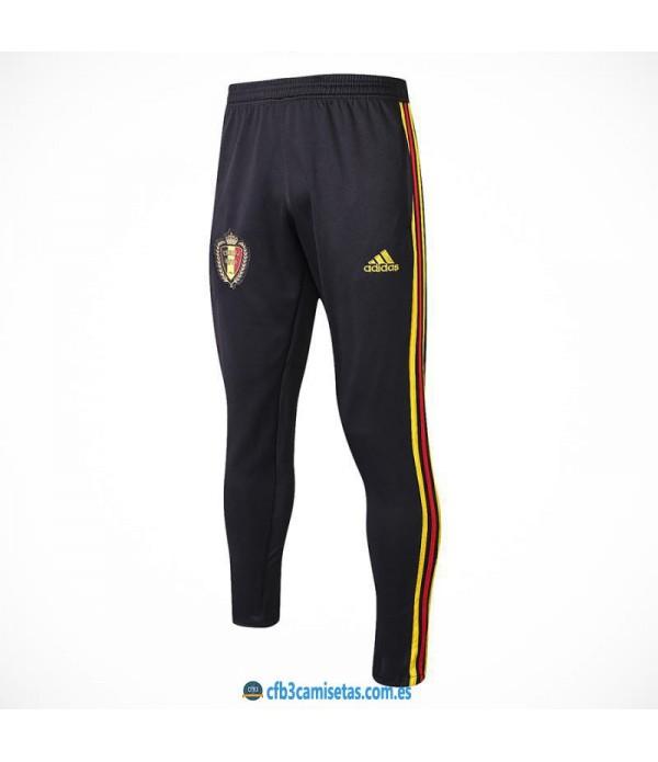 CFB3-Camisetas Pantalón Bélgica 2018