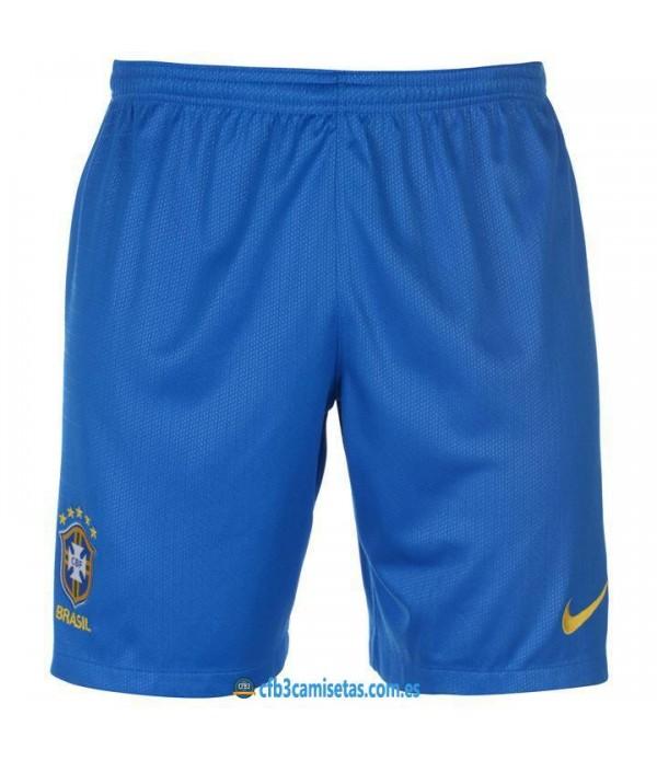 CFB3-Camisetas Pantalones 1a Brasil 2018