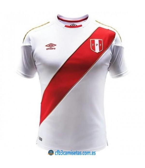 CFB3-Camisetas Perú 1a Equipacion 2018