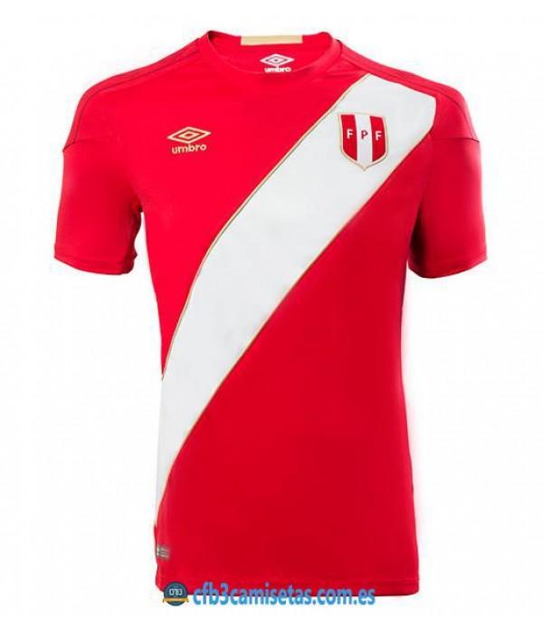 CFB3-Camisetas Perú 2a Equipacion 2018
