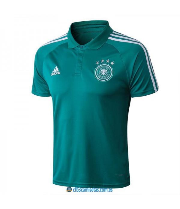 CFB3-Camisetas Polo de Alemania 2018