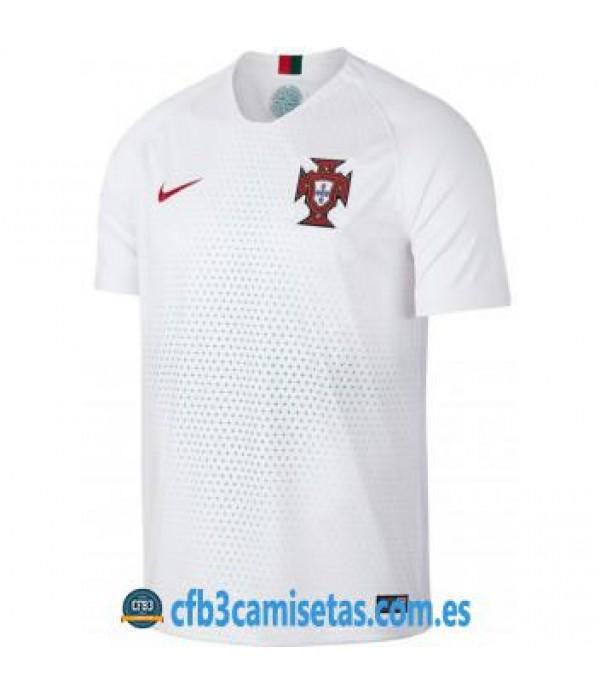 CFB3-Camisetas Portugal 2ª Equipación Mundial 20...