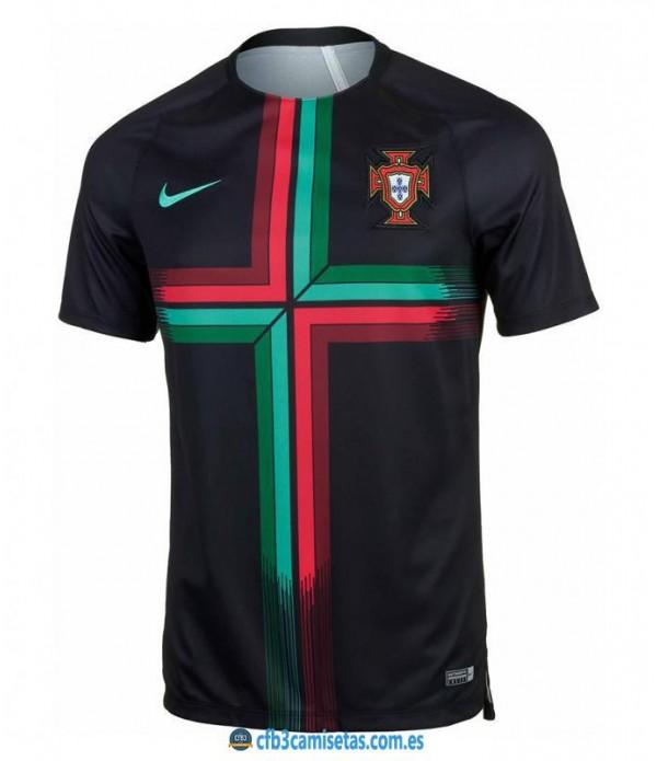 CFB3-Camisetas Portugal Pre Partido 2018