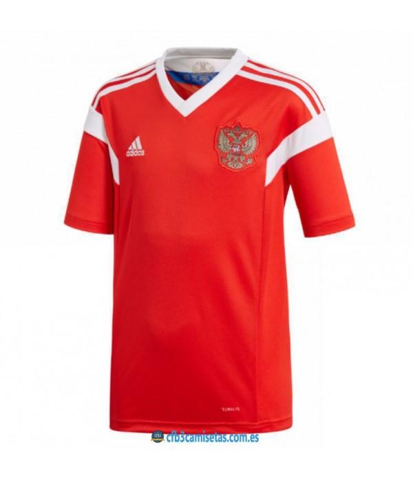 CFB3-Camisetas Rusia 1ª Equipación 2018