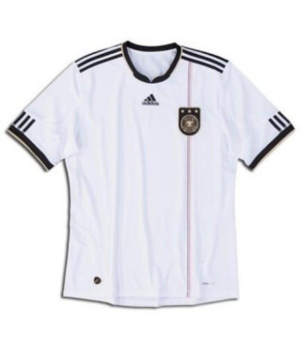 CFB3-Camisetas Selección de Alemania Mundial Sudáfrica 2010