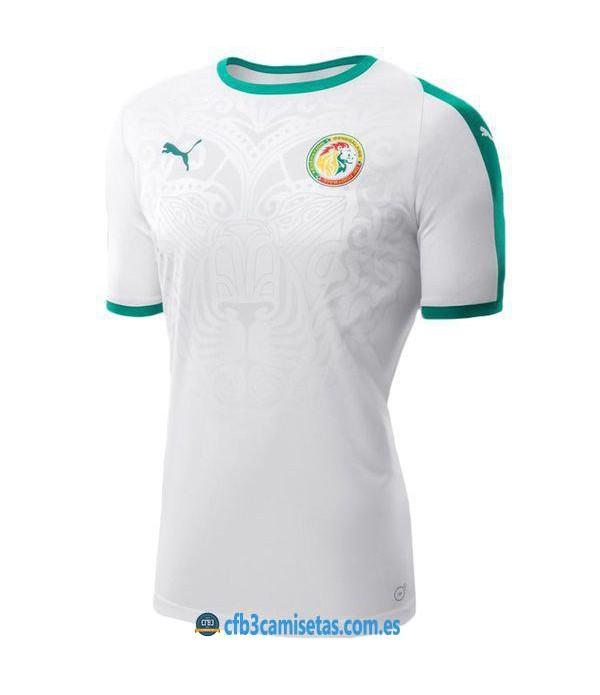 CFB3-Camisetas Senegal 2a Equipación 2018