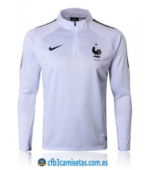 CFB3-Camisetas Sudadera Francia 2018