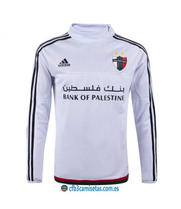 CFB3-Camisetas Sudadera Palestina Blanca