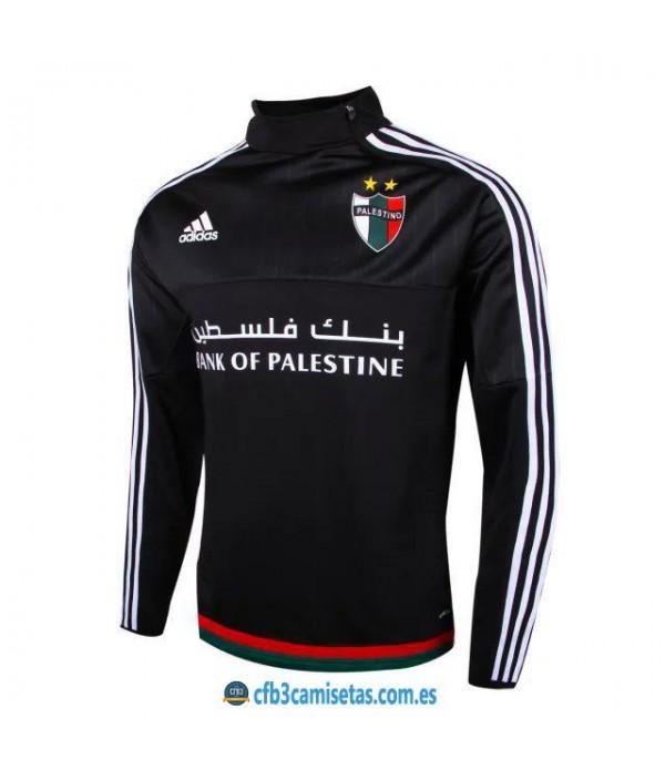 CFB3-Camisetas Sudadera Palestina Negra