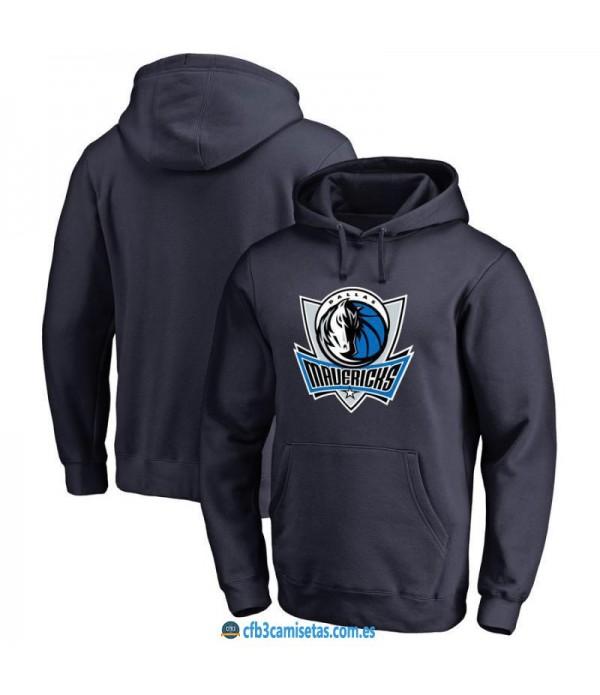 CFB3-Camisetas Sudadera Dallas Mavericks 2019