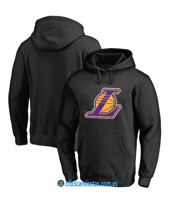 CFB3-Camisetas Sudadera Los Angeles Lakers 2019