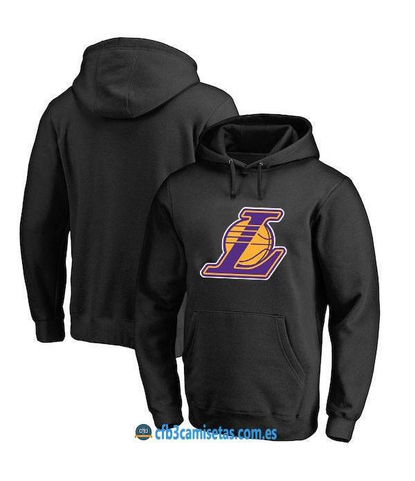 CFB3-Camisetas Sudadera Los Angeles Lakers 2019