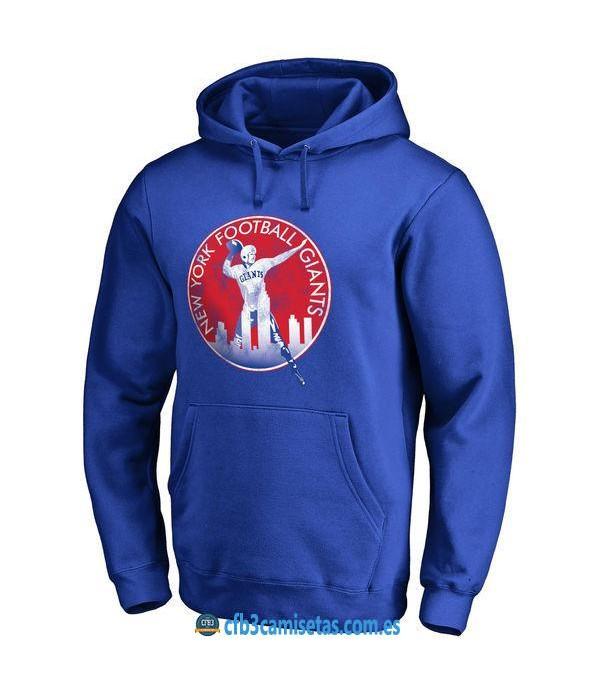 CFB3-Camisetas Sudadera New York Giants