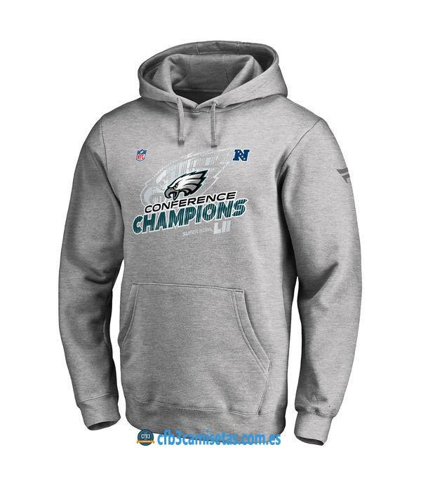 CFB3-Camisetas Sudadera Philadelphia Eagles