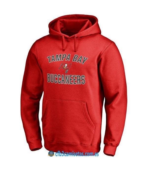 CFB3-Camisetas Sudadera Tampa Bay Buccaneers