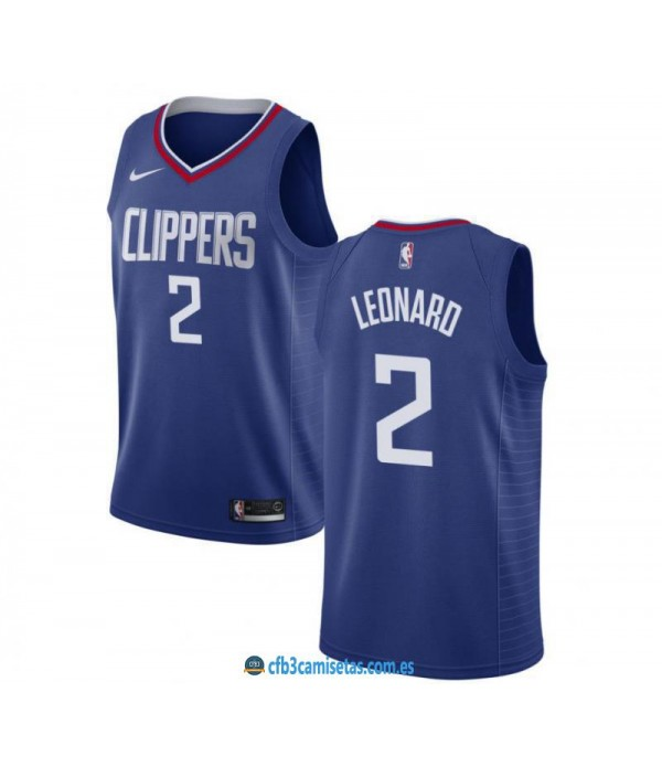 CFB3-Camisetas Kawhi Leonard Los Angeles Clippers ...