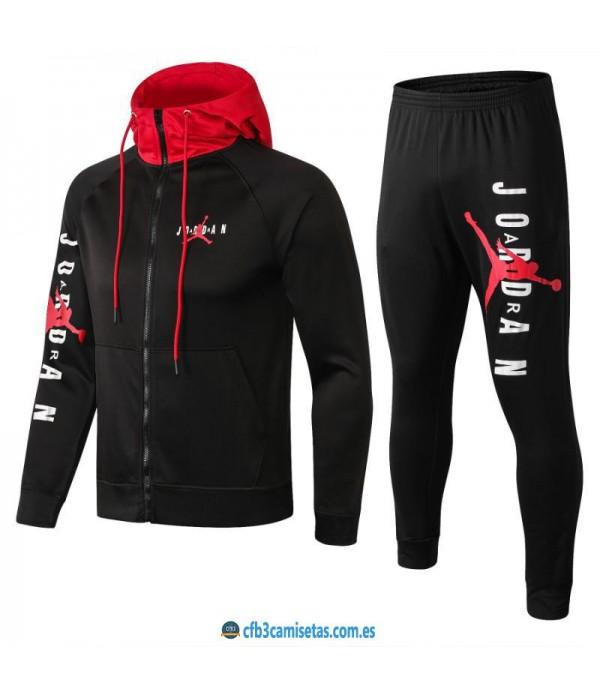 CFB3-Camisetas Chándal PSG x Jordan 2019 2020 Air