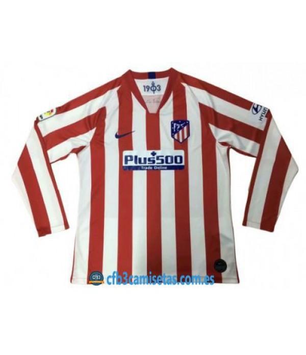 CFB3-Camisetas Atlético de Madrid 1a Equipación ...