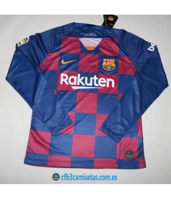 CFB3-Camisetas FC Barcelona 1a Equipación 2019 2020 ML