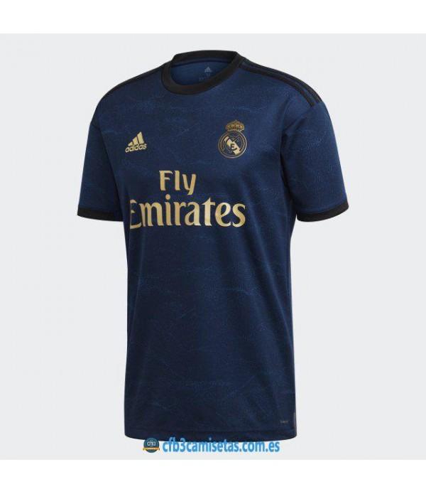 CFB3-Camisetas Real Madrid 2a Equipación 2019 2020