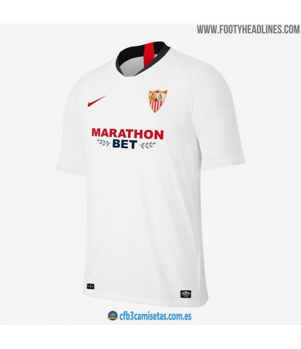CFB3-Camisetas Sevilla 1a Equipación 2019 2020