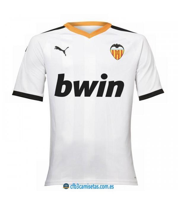 CFB3-Camisetas Valencia 1a Equipación 2019 2020