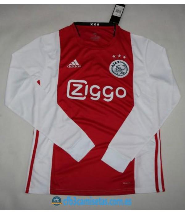 CFB3-Camisetas Ajax 1a Equipación 2019 2020 ML