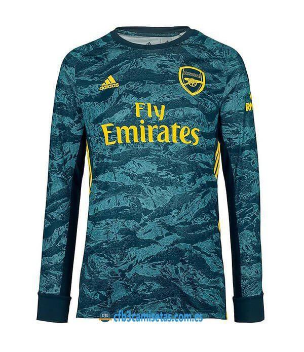 CFB3-Camisetas Arsenal 1a Equipación Portero 2019...