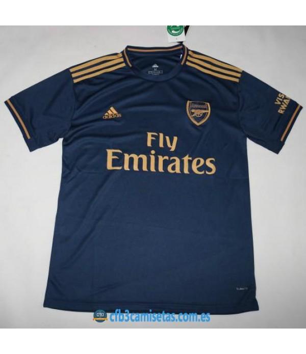 CFB3-Camisetas Arsenal 3a Equipación 2019 2020
