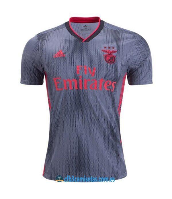 CFB3-Camisetas Benfica 2a Equipación 2019 2020