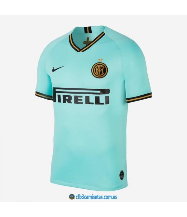 CFB3-Camisetas Inter Milan 2a Equipación 2019 202...