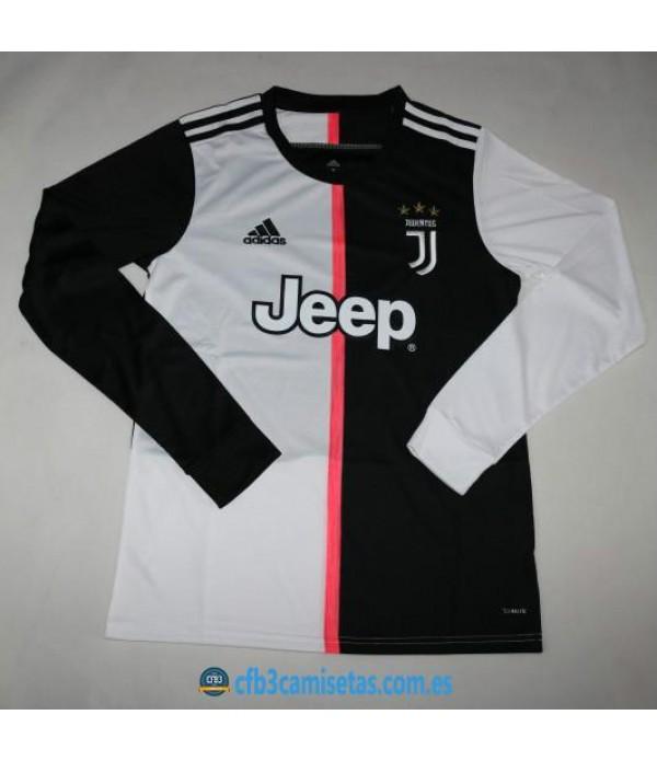 CFB3-Camisetas Juventus 1a Equipación 2019 2020 ML