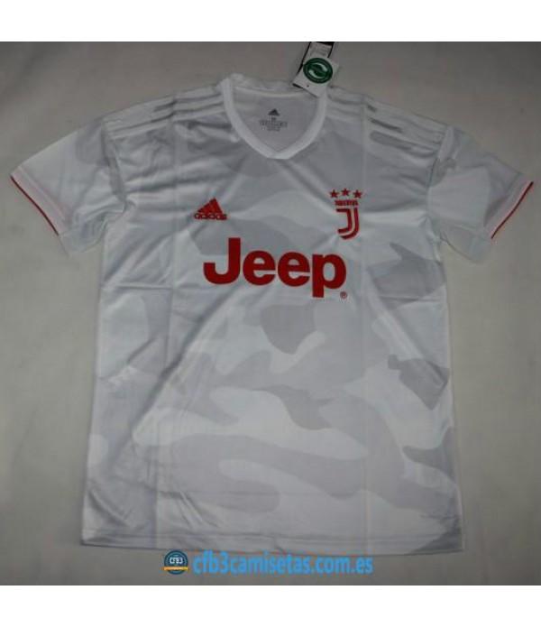 CFB3-Camisetas Juventus 2a Equipación 2019 2020