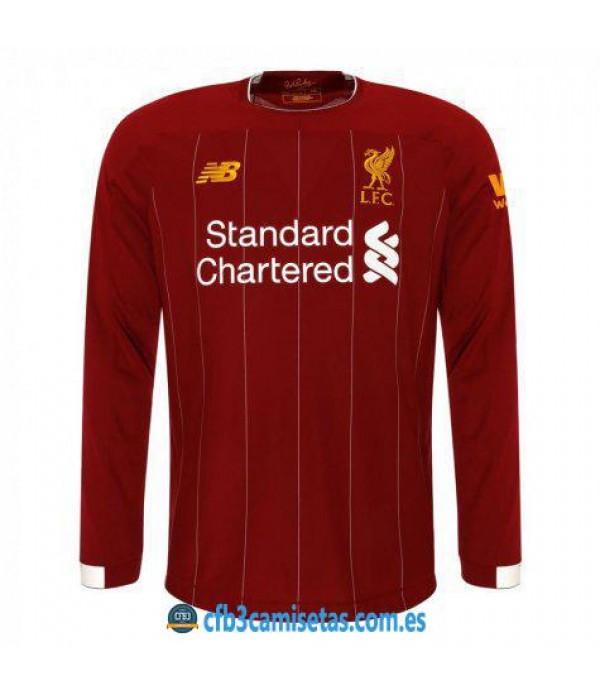 CFB3-Camisetas Liverpool 1a Equipación 2019 2020 ML