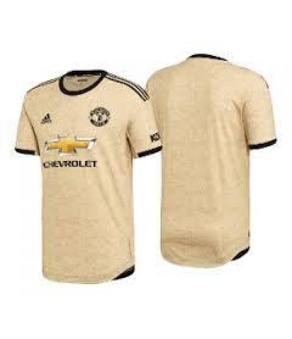 CFB3-Camisetas Manchester United 3a Equipación 2019 2020