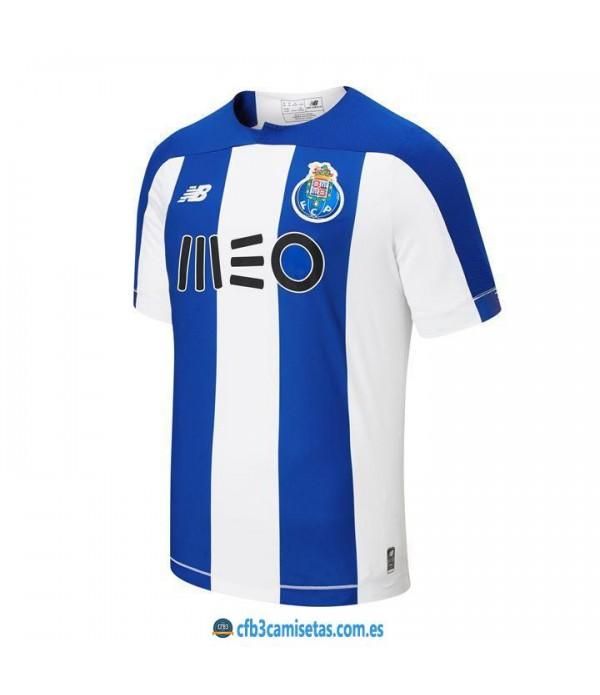 CFB3-Camisetas Oporto 1a Equipación 2019 2020