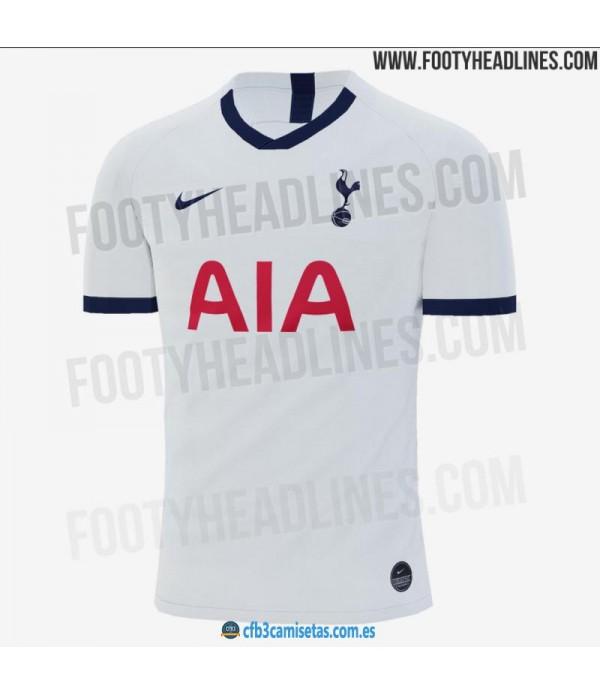 CFB3-Camisetas Tottenham Hotspur 1ª Equipación 2019 2020