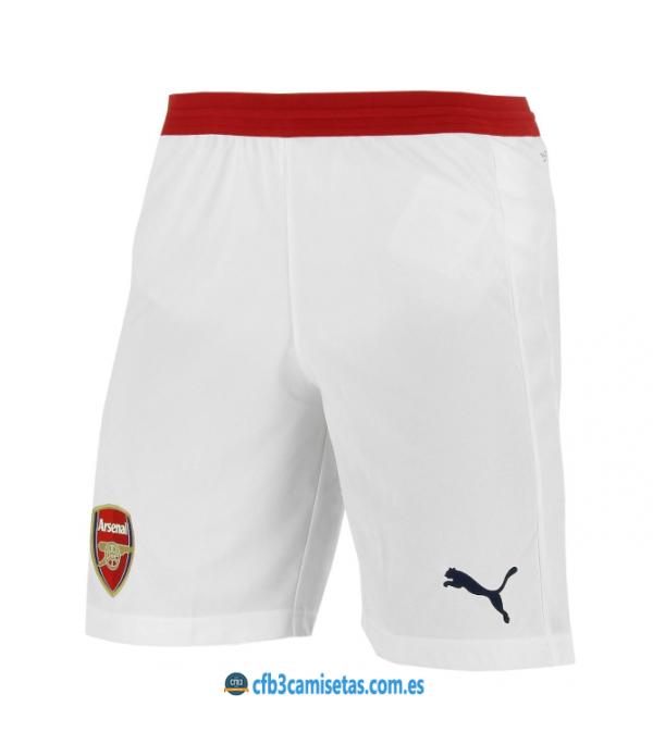 CFB3-Camisetas Pantalones 1a Arsenal 2018 2019