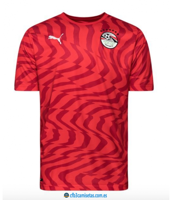 CFB3-Camisetas Egipto 1a Equipación 2019 2020