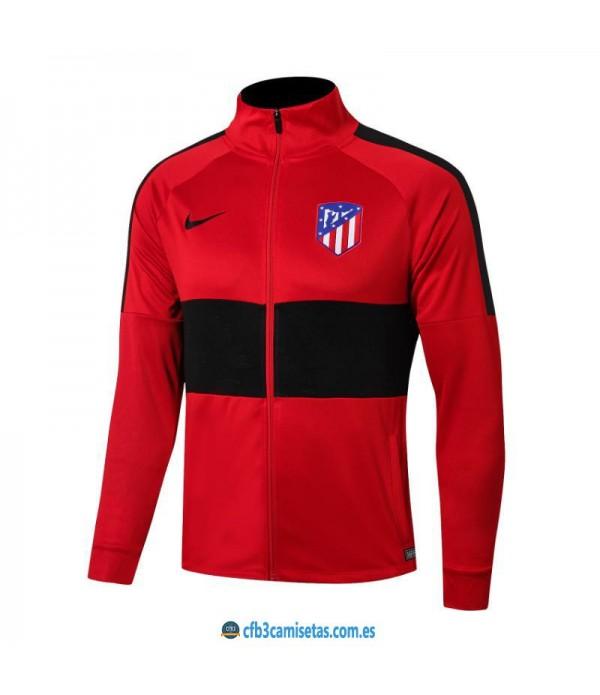 CFB3-Camisetas Chaqueta Atlético Madrid 2019 2020