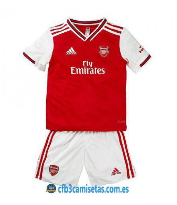 CFB3-Camisetas Arsenal 1a Equipación 2019 2020 Ki...
