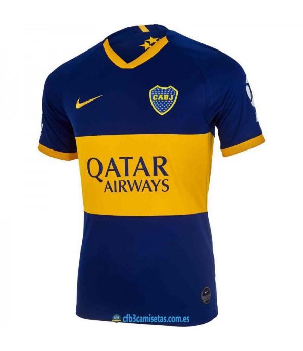 CFB3-Camisetas Boca Juniors 1a Equipación 2019 2020