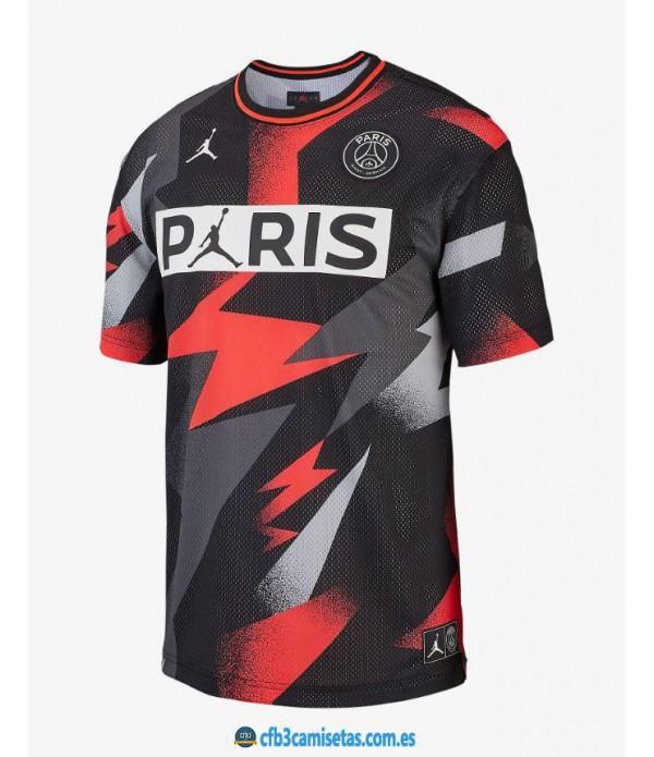 CFB3-Camisetas Camiseta PSG Pre Partido 2019 2020