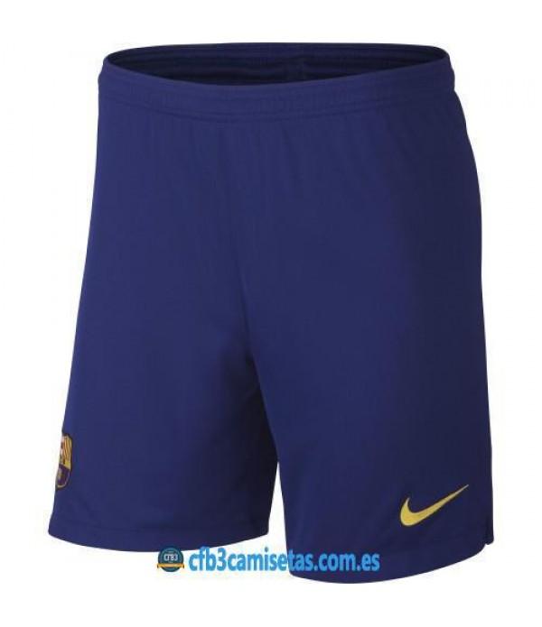 CFB3-Camisetas Pantalones 1a FC Barcelona 2019 2020