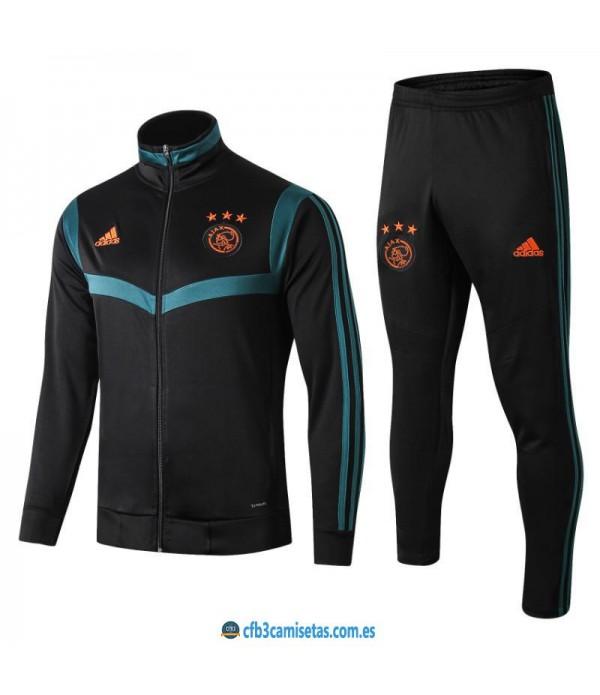 CFB3-Camisetas Chándal Ajax 2019 2020