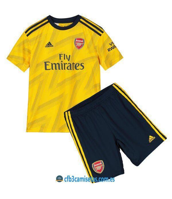 CFB3-Camisetas Arsenal 2a Equipación 2019 2020 Ki...