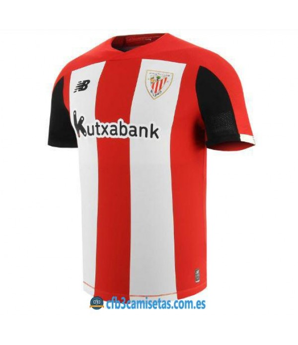 CFB3-Camisetas Athletic Club Bilbao 1ª Equipación 2019 2020