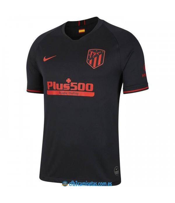 CFB3-Camisetas Atlético Madrid 2a Equipación 2019 2020