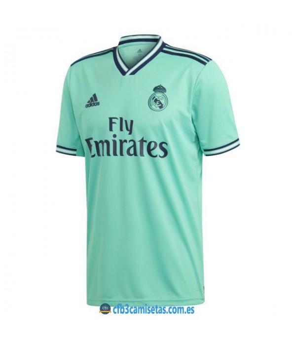 CFB3-Camisetas Real Madrid 3a Equipación 2019 2020